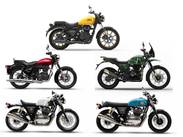 Royal Enfield hikes prices