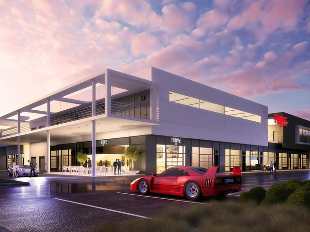 B.C. condos designed for storing luxury cars stoke controversy