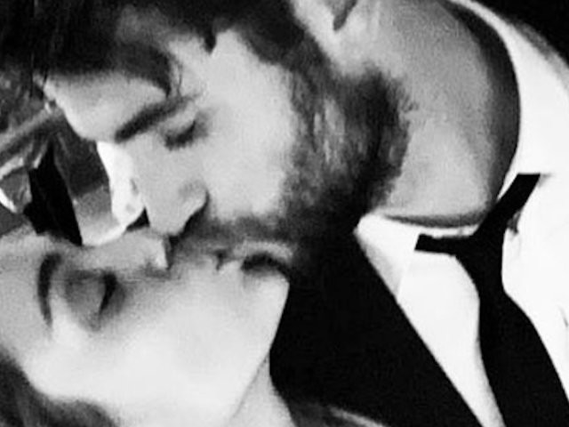 Miley Cyrus had only one request for Liam Hemsworth at the couple's secret wedding