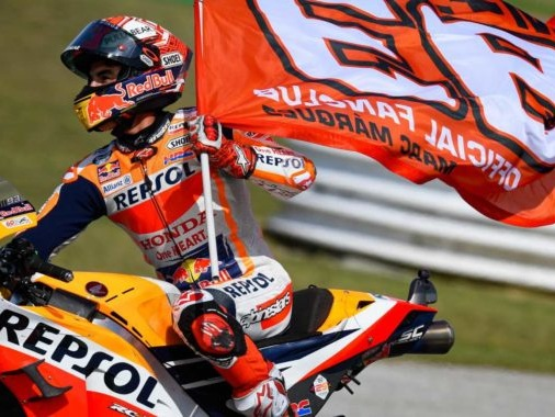 MotoGP: Marc Marquez Fights Another Last Lap Battle For Victory At San Marino