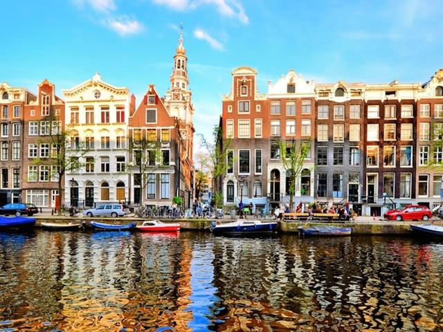 Amsterdam Hotels from £44 | Cheap Hotels | lastminute.com