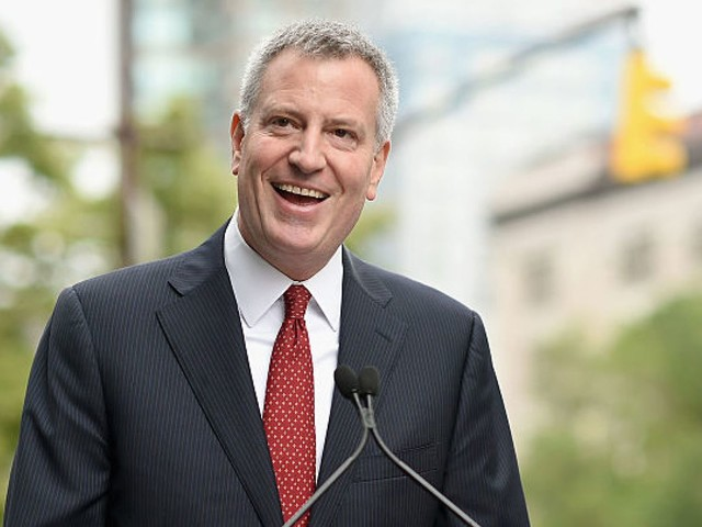 NYC mayor Bill de Blasio announces presidential run
