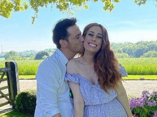 Stacey Solomon announces she's pregnant after miscarriage ordeal