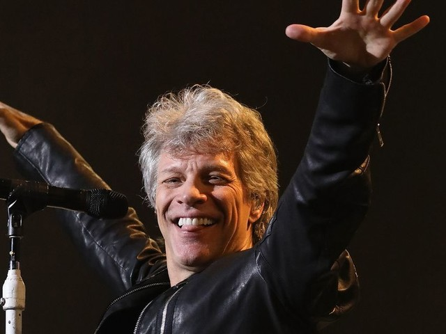 Jon Bon Jovi just launched a cruise ship holiday and he'll be on the boat to meet passengers and perform