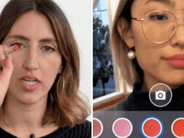YouTube's new AR filters will let you try on makeup with your favorite beauty gurus