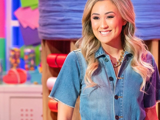 YouTube star LaurDIY is hosting a new HBO Max series. She shares how she built her business empire from search to merch to streaming TV.