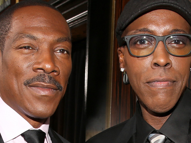 Arsenio Hall & Eddie Murphy Film 'Coming to America 2' - See Photos From the Set!