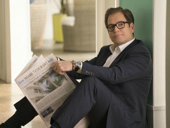 Michael Weatherly & Glenn Gordon Caron Discuss 'Bull' Season 2