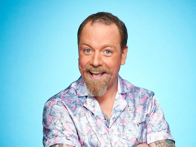 'Cursed' Rufus Hound suffers streak of bad luck flukes ahead of Dancing On Ice
