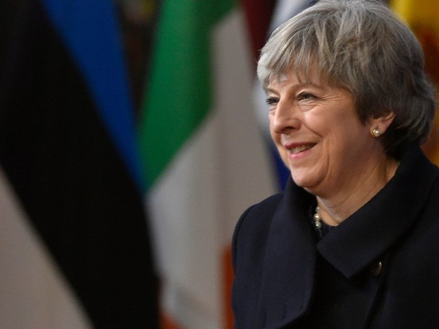 Transition Deal Should Be 'Priority', May Tells EU After Irish Warn Over Trade Talk Delays
