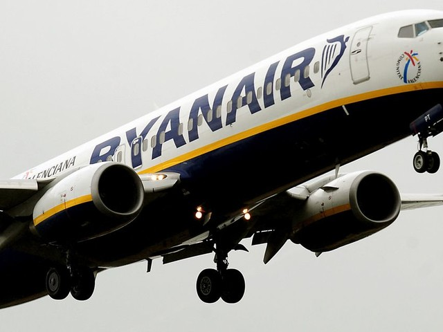 Ryanair cancelled flights list for Monday, September 18, 2017