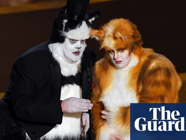 Claws out: Visual Effects Society slams Academy for Oscars dig at Cats