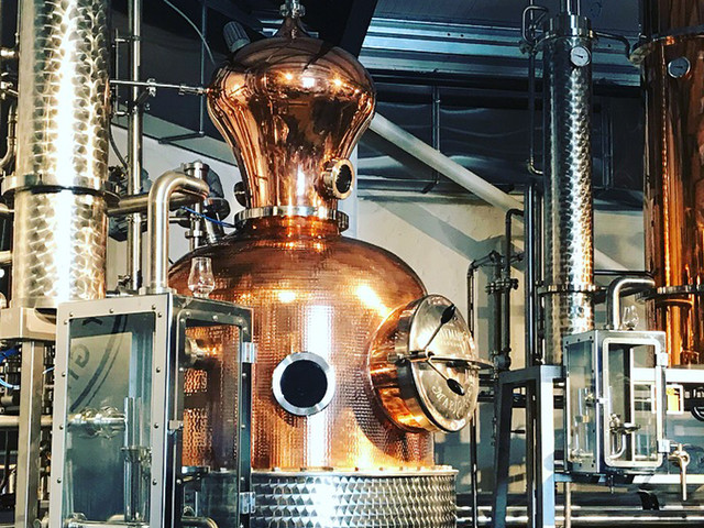 British gin exports double in value