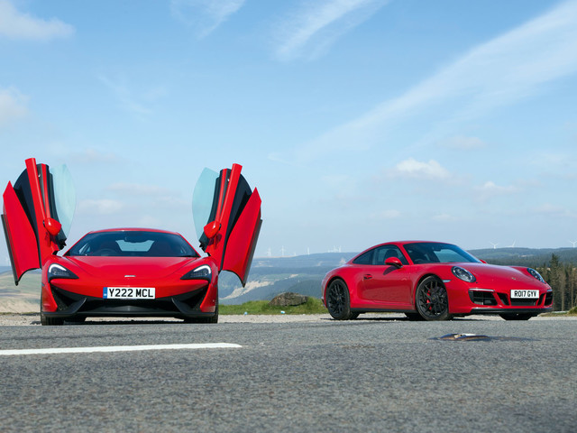 The Autocar sports car World Cup - the final