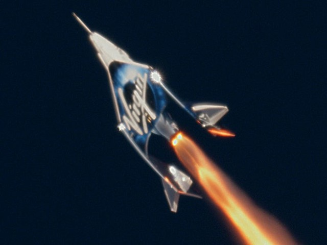 Virgin Galactic just hired Disney's former international theme park boss as CEO to run the company's space tourism business