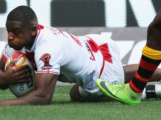 Huddersfield Giants star Jermaine McGillvary's try spree is costing the bookies