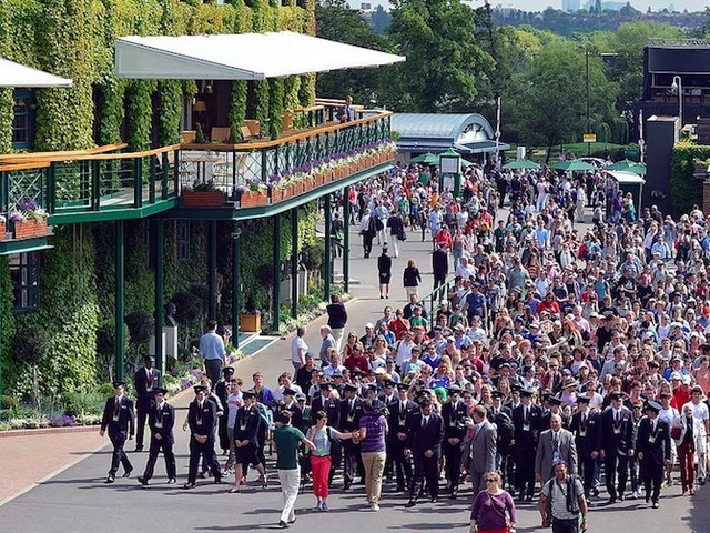 How, Where And When To Queue For Wimbledon Tickets
