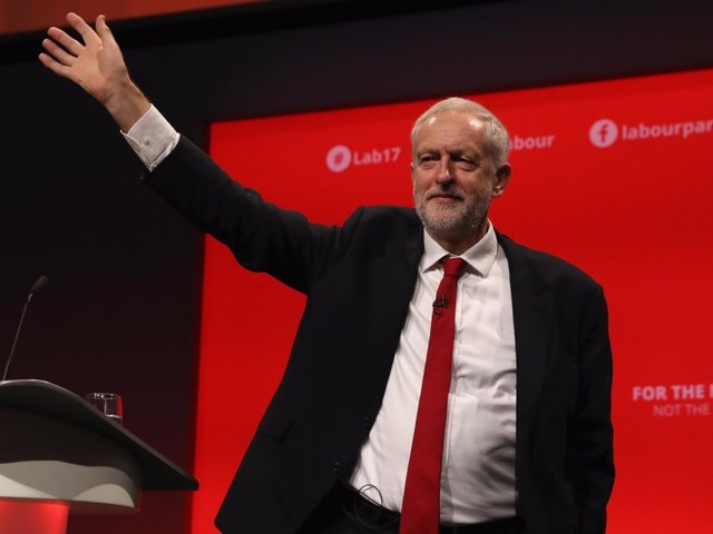 Corbyn needs to win just a few hundred votes in Britain's towns to be next PM