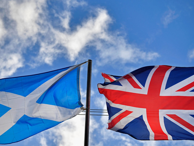 Downing Street Refuses To Rule Out 2019 Scottish Independence Referendum