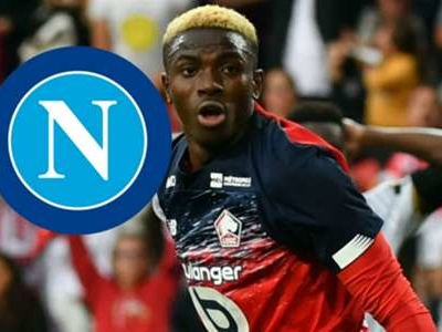 Simy: How Napoli move will inspire Osimhen and Nigeria
