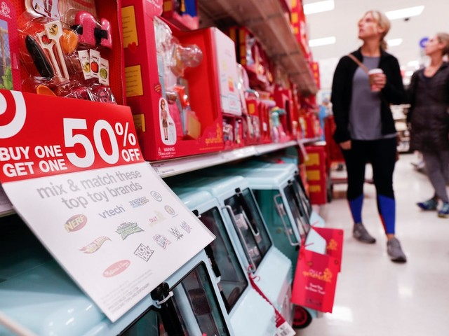 Retail sales unexpectedly fell in February