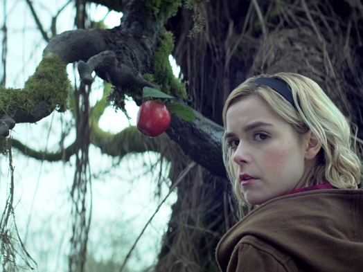TV News Roundup: Netflix Drops 'The Chilling Adventures of Sabrina: Part 2' Trailer (Watch)