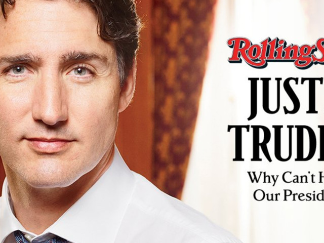 Dear Rolling Stone, Not All Canadians Are In Love With Justin Trudeau