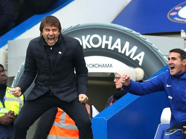 Conte wants top spot in Champions League group but not because of knockout round seeding