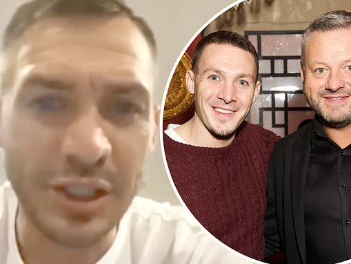 Kirk Norcross reveals he used to go on four-day cocaine benders but is now three months sober