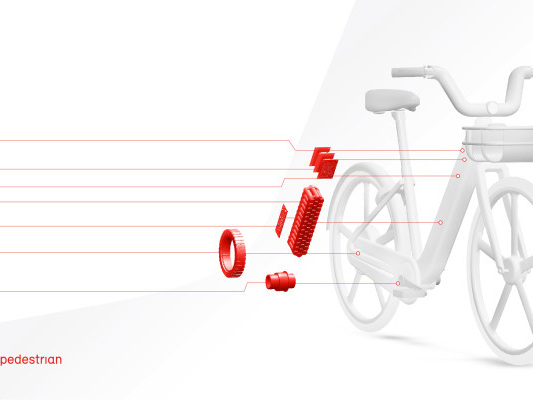 """This company wants to put """"brains"""" in electric scooters and bikes to keep riders safer"""