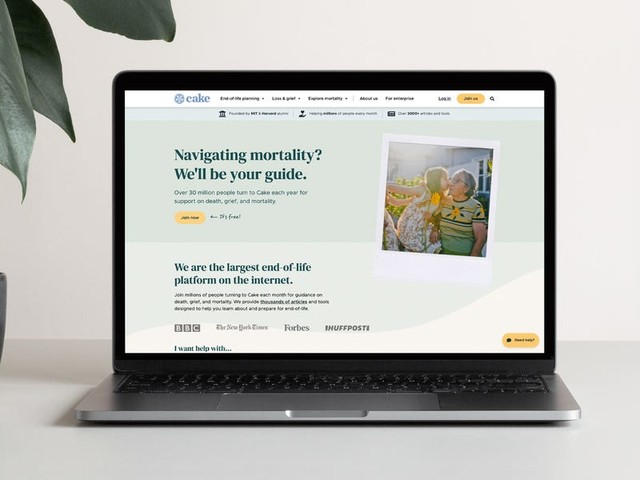 A startup that wants to be the Tripadvisor of death planning used this 10-slide presentation to raise $3.7 million