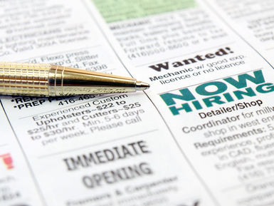 Getting your job adverts right