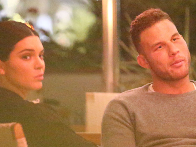 Kendall Jenner Joins Blake Griffin for Dinner in Beverly Hills!