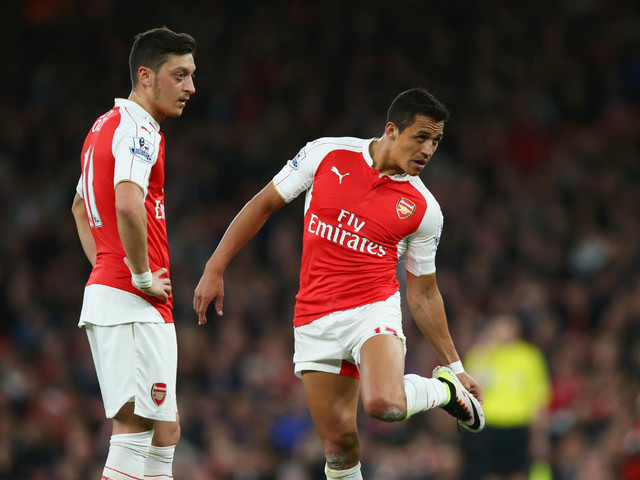Sanchez and Ozil could both still quit Arsenal this month