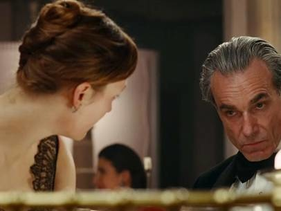 See 3 featurettes from Phantom Thread