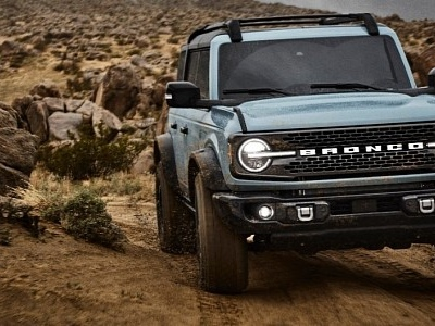 """Vice Is Wrong - The 2021 Ford Bronco Isn't """"Climate Denialism"""""""