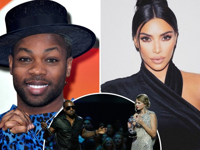 Taylor Swift's BFF Todrick Hall calls Kim Kardashian a 'self-absorbed, entitled little q***f' in epic rant