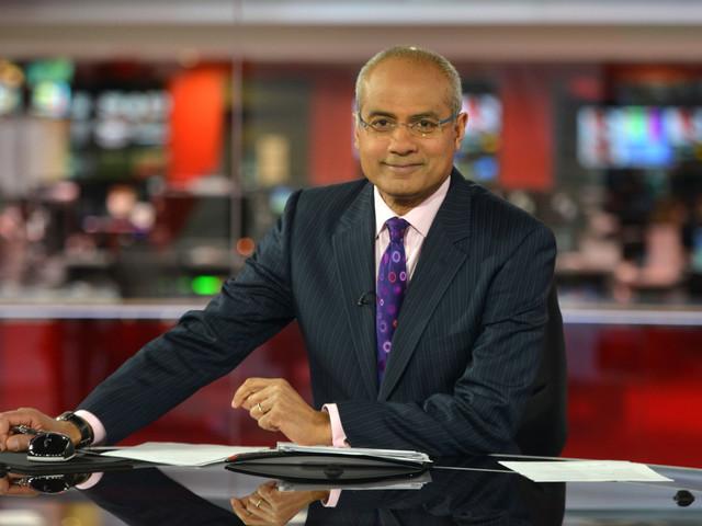 BBC newsreader George Alagiah reveals he has beaten coronavirus despite having terminal bowel cancer