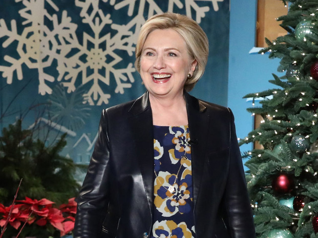 Hillary Clinton Answers After Ellen Asks if Trump Will Last Four Years