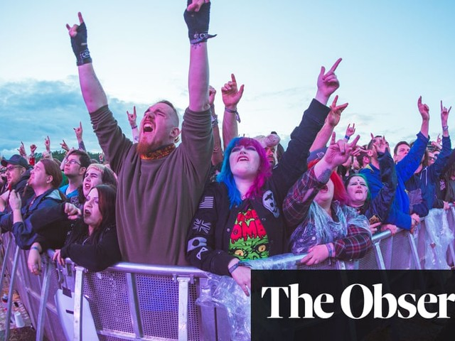 Not quite ready to rock … festivals' return hit by lack of loos and tents