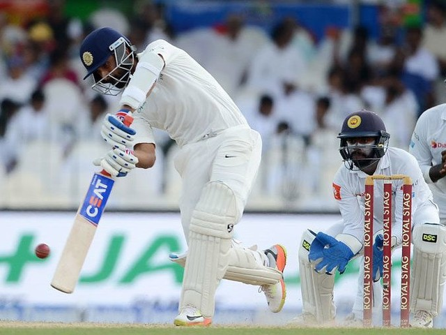Rahane keen to 'evolve' by adding more shots to his game