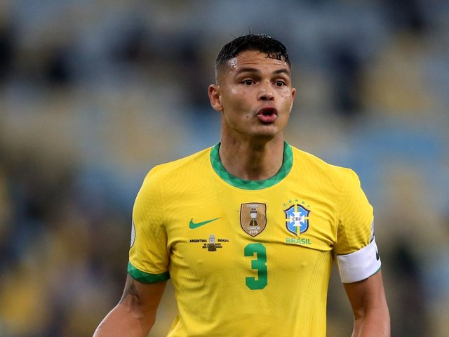 Thiago Silva will not be released for Brazil international duty next week
