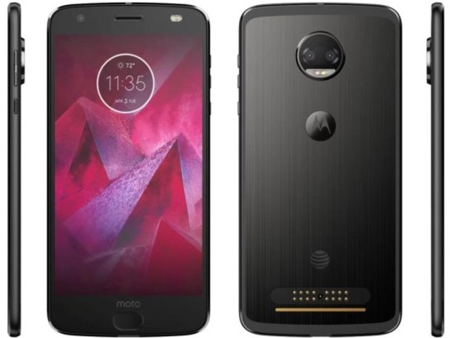 Moto Z2 Force specs leaked: thinner (and with a smaller battery)
