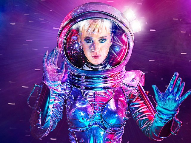 Katy Perry to Host and Perform at MTV Video Music Awards 2017
