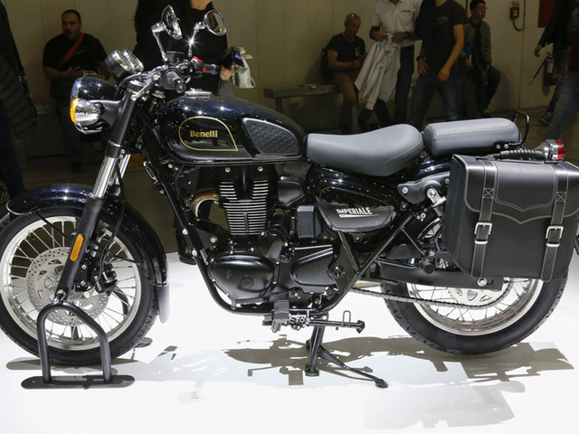 Benelli Imperiale 400 India launch in early October