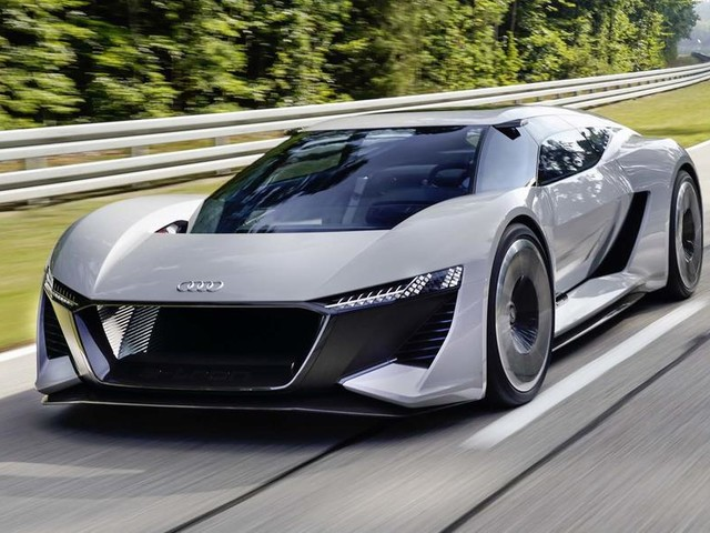 Next Audi R8 to be a hypercar-chasing EV