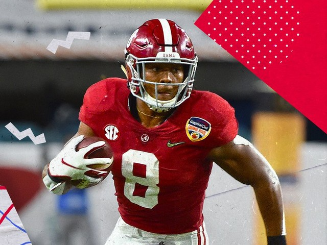 Josh Jacobs gives the Raiders the perfect running back for today's NFL
