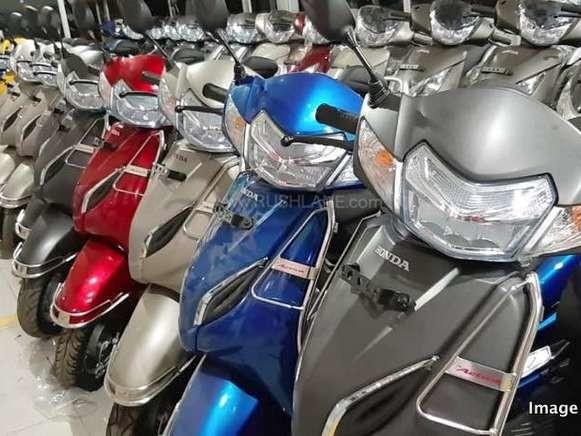 Two wheeler sales H1 2019 – Honda loses market share as Activa sales decline