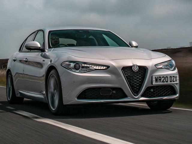 Alfa Romeo Giulia Sprint 2020 UK review