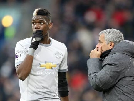 Jose Mourinho: Paul Pogba is the complete package